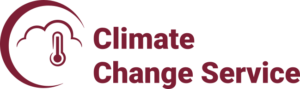 Climate Change Service logo