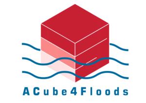 ACube4Floods logo