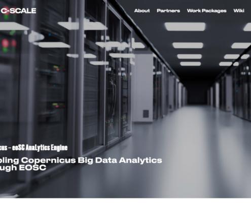 C-Scale Website